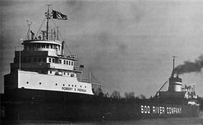 ROBERT S. PIERSON on  Welland Canal