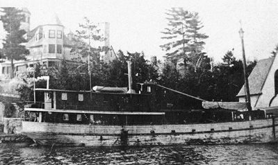 HINCKLEY in the Thousand Islands