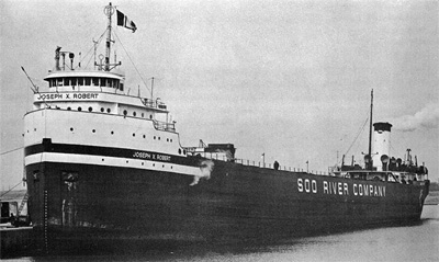 JOSEPH X. ROBERT at Welland Dock