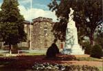 War memorial, Victoria Park, Milton, Ontario