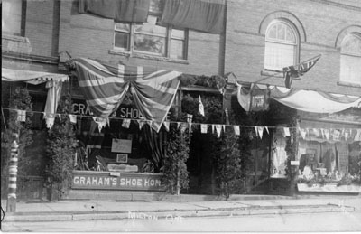 Soldiers' Reception, Milton, September 1919