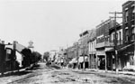 Main Street, Milton, looking east