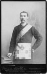 Alfred G. Needham, town clerk, 1887-88