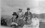 P. L. Robertson's trip to Scotland.