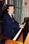 Milton Heritage Awards, 1993.  Laurie Walker, pianist