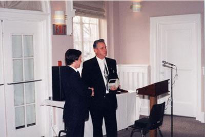 Milton Heritage Awards, 1998.