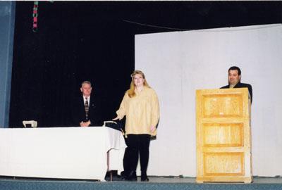 Milton Historical Society, 1999 Heritage Awards