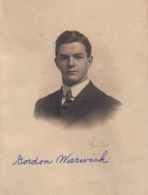 Gordon Warwick