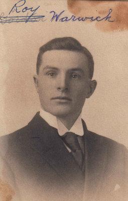 Roy Warwick