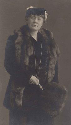 Aunt Sarah (Jarvis) Waldie