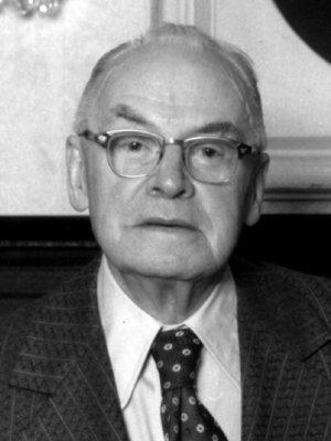 Dr. George Eber Syer, 1898-1976