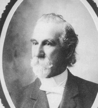Dr. Anson Buck, 1833-1919