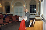 Milton Historical Society Christmas Meeting 1992.