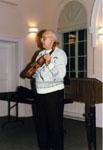 Jack Bennett.  Old-time fiddler.