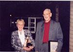 Mrs. Dorothy Walker and Alex Cooke