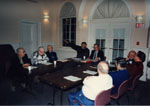 Milton Historical Society Meeting.  March 1992