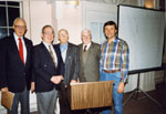Milton Historical Society Meeting.  November 1992