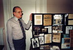 Milton Historical Society Meeting.  April 1997.  Ken Wilson