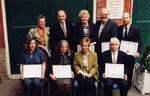 Ontario Historical Society Award Winners, 1997