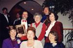 Milton Chamber of Commerce Awards, 1995