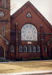 St. Paul's United Church, Main Street, Milton, Ontario