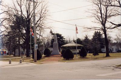 Victoria Park Square, Milton, Ontario