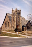Grace Anglican Church, Main Street, Milton, Ontario