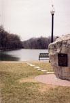 Mill Pond, Martin Street, Milton, Ontario