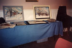 Milton Heritage Awards.  1997.  Display of the work of the winners of the 1996 Visual Arts Award.