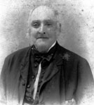 Head and shoulders portrait of man