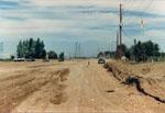 Road work in Milton