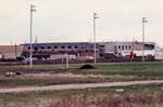 Bishop Reding High School under construction, Milton