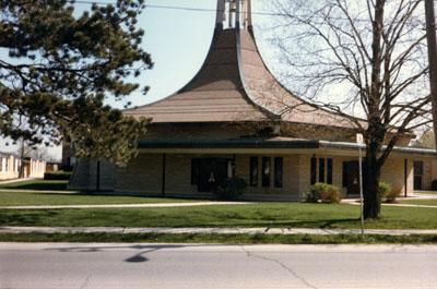 Holy Rosary Catholic Church, Martin St., Milton