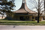 Holy Rosary Catholic Church, Martin St., Milton