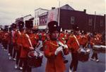 Santa Claus Parade.  Milton, Ont. 1976