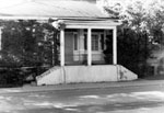 House on Mary Street, Milton, Ont. Demolished 1988 for municipal parking lot.