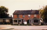 Houses on Main Street, Milton