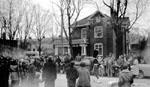 Milton street scene. 1956