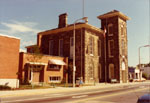 Public Washrooms and Town Hall, Main Street, Milton, Ont.