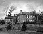 Harrop's farmhouse.