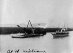 Ships at Ft. William