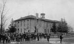 Bruce Street Public School, Milton, Ont. 1857-1972.
