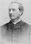 Rev. Malcolm C. Cameron, Stone Church, Martin St., Milton