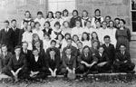 School photograph.  Bruce St. School.