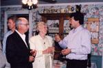 Milton Historic Homes Tour, 2001
