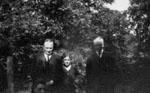 Rev. and Mrs. Bole and F. C. Willmott