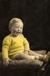 Neville Guy Bracken, aged 15 months