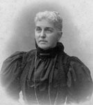Mrs. George Speare Bowes (nee Agnes A. Cobban).  b.1845 d.1924