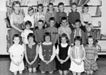 Kindergarten Class photograph