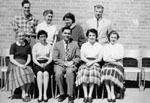 School Staff photograph.